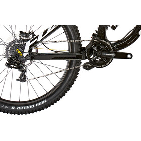 NS Bikes Fuzz 2 650B DH Intermediate, black splash